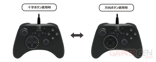 Pro Controller HORI NIntendo Switch images (8)