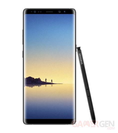 Galaxy Note 8 : Samsung dévoile sa nouvelle phablette
