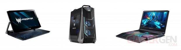 Produit Acer Gaming