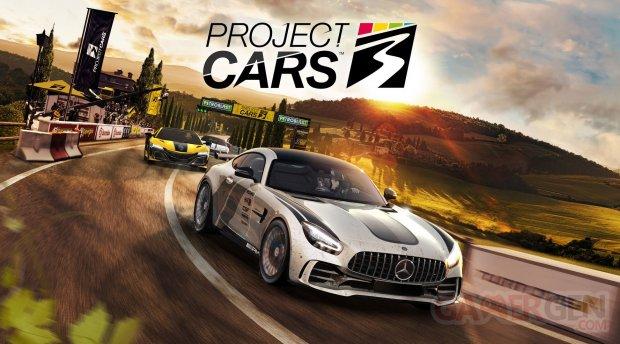 Project CARS 3 artwork 24 06 2020
