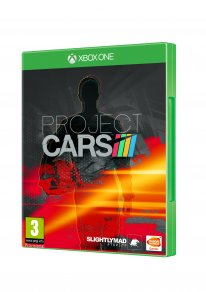 project cars jaquette Xbox One