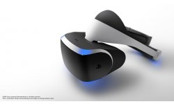 ps4 le casque project morpheus est 85 de son d veloppement gamergen com. Black Bedroom Furniture Sets. Home Design Ideas