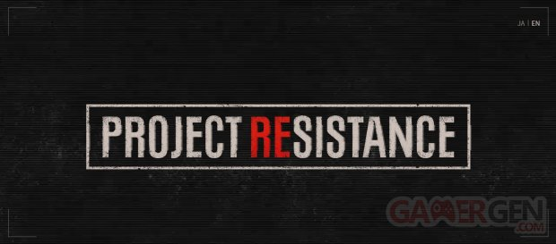 Project Resistance head logo