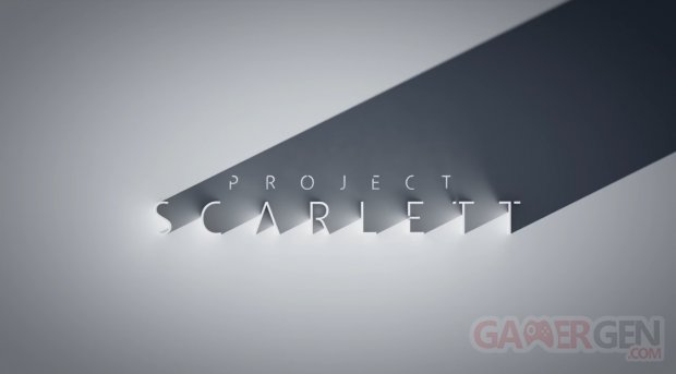 Project Scarlett logo head