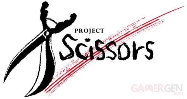 project scissors logo ban