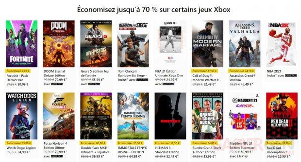 Promo Xbox