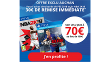 Promotion HyperGames PES NBA images