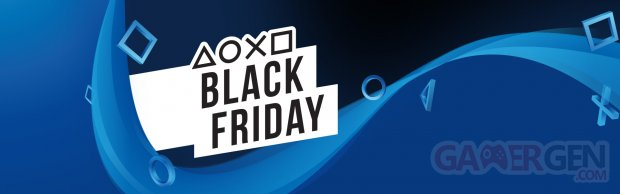 Promotion soldes playstation store black friday