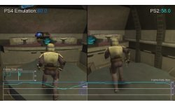 PS2 PS4 emulation Star Wars