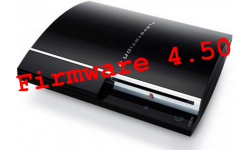 ps3 firmware update mise a jour 4.50