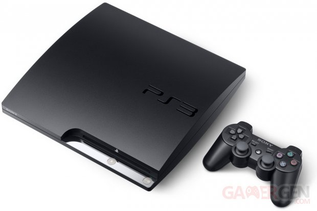 PS3 PlayStation 3 console hardware