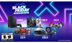 PS4 Black Friday 2019