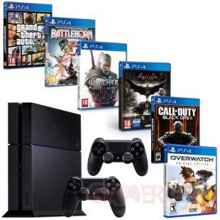 PS4 Bon Plan promotion