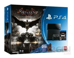 PS4 bundle Batman
