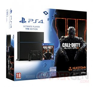 PS4 bundle COD