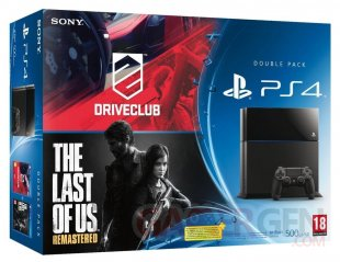 PS4 bundle DRIVECLUB