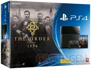 PS4 bundle The Order 1886