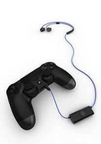 PS4 casque intra manette DS4