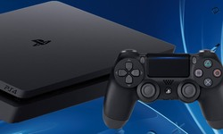PS4 Console best play to play image