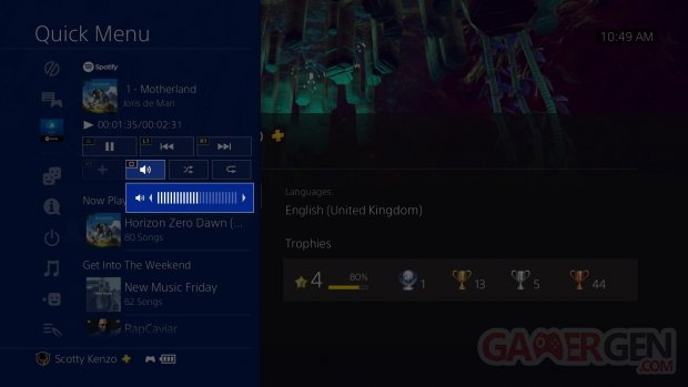 PS4 Firmware maj 5.50 images (11)