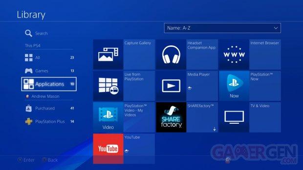 PS4 Firmware maj 5.50 images (3)