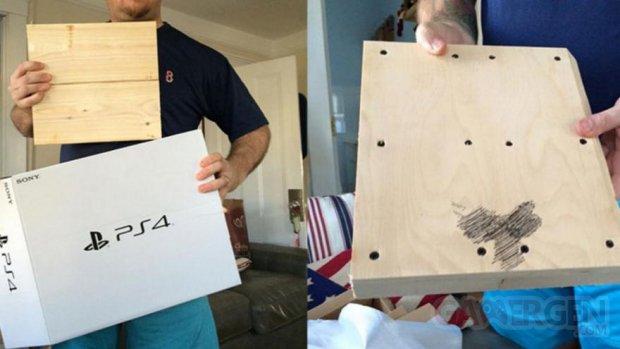 PS4 INSOLITE NOEL 2015