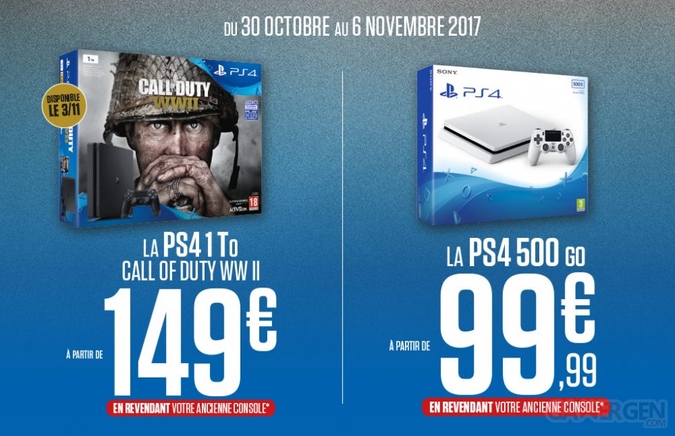 Image ps4 micromania offre images 2 gamergen com - Micromania console wii u ...