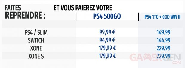 PS4 Micromania Offre images (3)