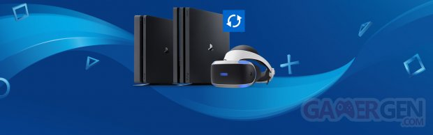 PS4 Mise a jour image