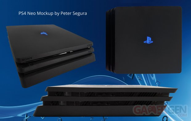 PS4 Neo Sketch 1