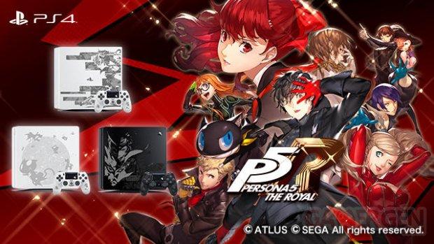 PS4 Persona 5 Royal 12 09 2019