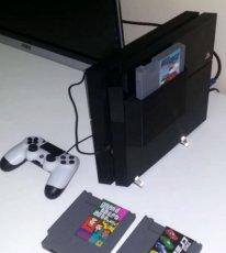 PS4 playstation 4 modding NES  (1)