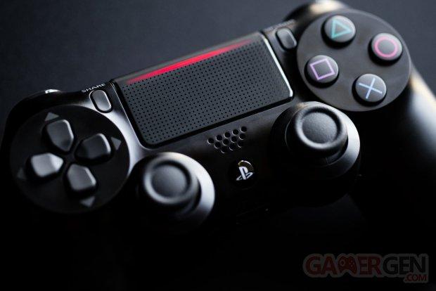 PS4 PlayStation 4 Slim hardware lifestyle pic DualShock pic