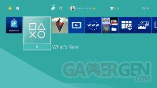 PS4 PlayStation Mise à jour logiciel 4 0 12 09 2016 screenshot (14)