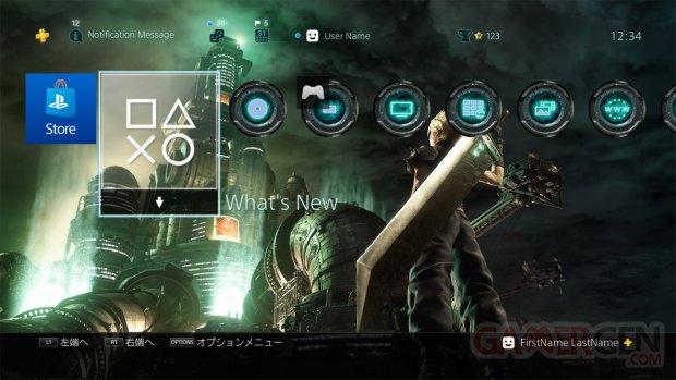 PS4 Pro Final Fantasy VII Remake images (1)