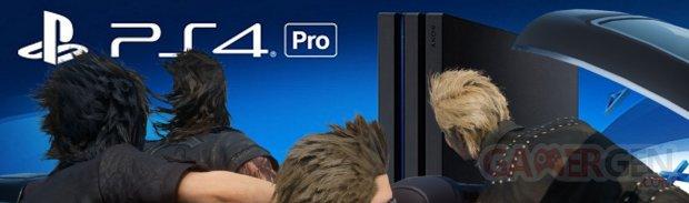 PS4 PRo Final Fatasy XV FFXV image 1