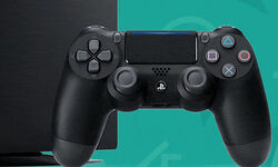 PS4 Pro image console image