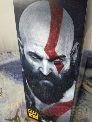 PS4 Pro Leviathan Grey collector God of War unboxing déballage 05 19 04 2018