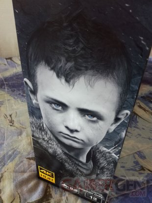 PS4 Pro Leviathan Grey collector God of War unboxing déballage 07 19 04 2018