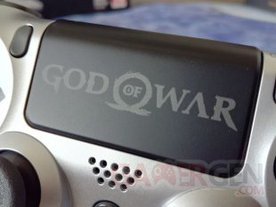 PS4 Pro Leviathan Grey collector God of War unboxing déballage 15 19 04 2018