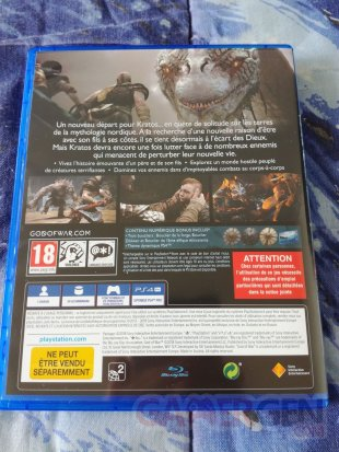 PS4 Pro Leviathan Grey collector God of War unboxing déballage 17 19 04 2018