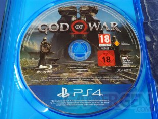 PS4 Pro Leviathan Grey collector God of War unboxing déballage 19 19 04 2018