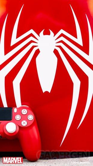 PS4 Pro Spider Man images deballage photos  (3)