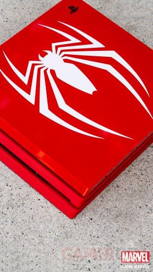 PS4 Pro Spider Man images deballage photos  (4)