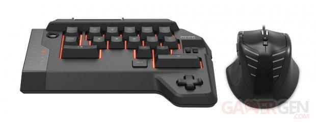 PS4 PS3 souris claviers accessoire (3)