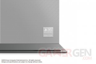 PS4 PSone 20th anniversary edition enchere  (1)