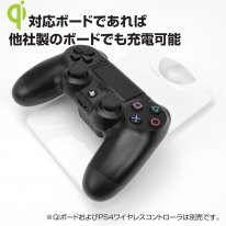 PS4 Qi Wireless station de recharge dualshock 4 (5)