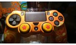 PS4 : quelques photos d'une protection Dragon Ball Z pour DualShock 4