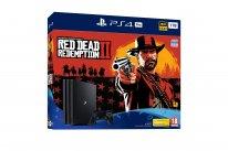 PS4 Red Dead Redemption 2 bundle pack Pro
