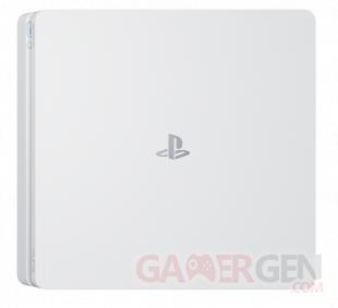 PS4 Slim blanche 1